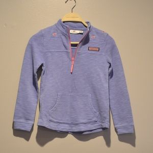 Vineyard Vines Kids 1/4 Zip Pullover size XS